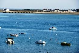 Port-louis -    vue sur mer