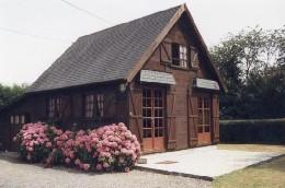 Chalet Cricqueville En Bessin - 5 personnes - location vacances  n°4567
