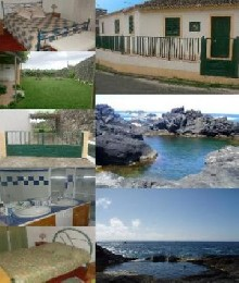 Flat in Ponta delgada for   10 •   with terrace