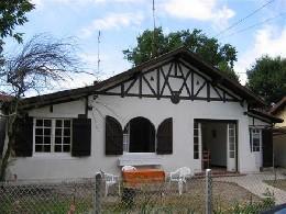 Maison à Andernos-les-bains pour  4 •   avec terrasse