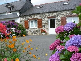 House Pleyben - 4 people - holiday home  #462