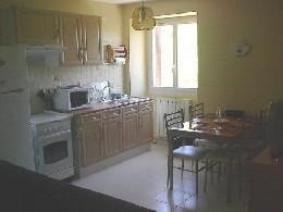 Gite à Labastide sur besorgues pour  5 •   avec terrasse