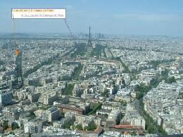 Studio Paris - 2 personnes - location vacances  n°4722