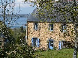 Bed and Breakfast 11 people Logonna-daoulas - holiday home  #4804