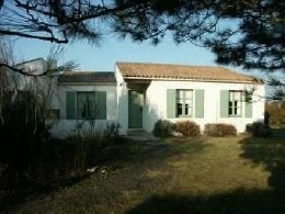 House 6 people Les Portes En Re - holiday home  #4845