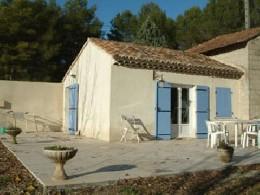 Maison Pernes-les-fontaines - 2 personnes - location vacances  n°4857
