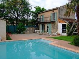 Maison Pernes-les-fontaines - 4 personnes - location vacances  n°4862