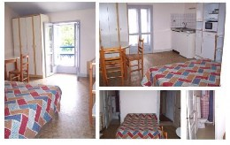 Maison La Rochelle - 3 personnes - location vacances  n°4902
