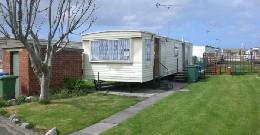 Caravan in Rhyl für  8 •   mit Schwimmbad auf Komplex