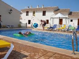 Ferme à Almendricos pour  6 •   avec piscine privée