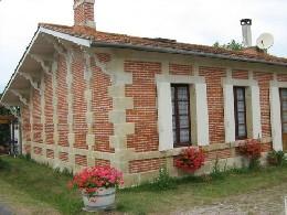 Maison Talais - 10 personnes - location vacances  n°4975