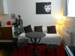 Studio Paris - 3 personnes - location vacances  n°4985