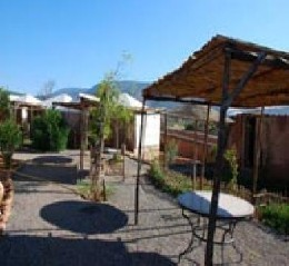 Bungalow Ouzoud - 28 people - holiday home  #4994