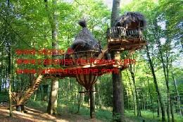 Cabane Drommen Guyonvelle - 4 personnes - location vacances  n°5008