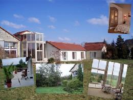Maison Cuiry-lès-chaudardes - 10 personnes - location vacances  n°5050