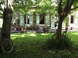 Chambre d'hôtes 3 personnes Trentels - location vacances  n°5077