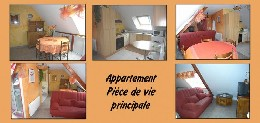 Gite 4 personnes Dinan Lanvallay - location vacances  n°515