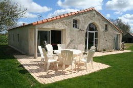 Gite 6 people Sallertaine - holiday home