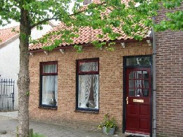 House Nieuwvliet - 4 people - holiday home  #5309