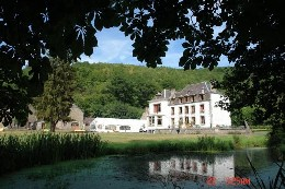 Castle in Givet/charleville-mezieres for   20 •   4 stars