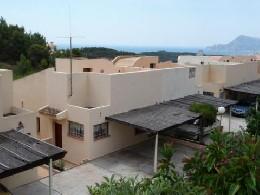 Maison Altea La Vella - 5 personnes - location vacances  n°5375