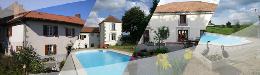 Chambre d'hôtes Saulgond - 10 personnes - location vacances  n°5404