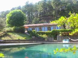 Maison à Saint jean du gard pour  8 •   avec piscine privée
