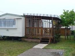 Mobil-home Gastes - 8 personnes - location vacances  n°5415