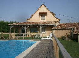 House 7 people Dordogne (la Gabriale) - holiday home  #5431