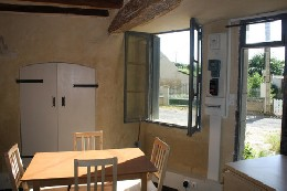 Gite Beaumont En Véron - 2 people - holiday home  #5460