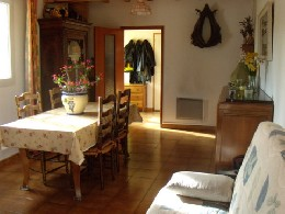 Casa rural St Saturnin Les Avignon 84450 - 4 personas - alquiler n°5500