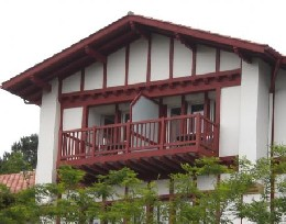 Appartement 4 personnes Bidart - location vacances  n°5505
