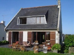 House 10 people Saint Lunaire - holiday home  #5528