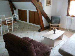 Flat in Challes les eaux for   4 •   private parking