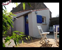 Gite La Plaine Sur Mer - 3 people - holiday home  #5620