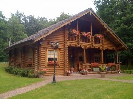 Chalet 7 personen Hotton ( Biron) - Vakantiewoning  no 5730