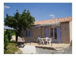 Gite 6 people Aubenas - holiday home  #5751