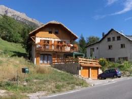 Chalet 2 personnes Pelvoux - location vacances  n°5774