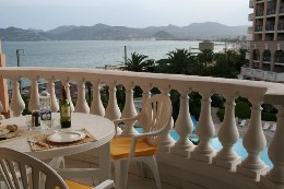 Appartement Cannes - 5 personnes - location vacances  n°5776