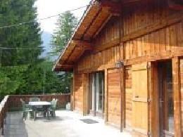 Chalet Chamonix - 7 personnes - location vacances  n°578