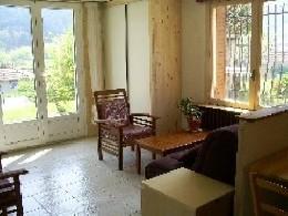 Flat Saint Pierre D'allevard - 3 people - holiday home  #5810