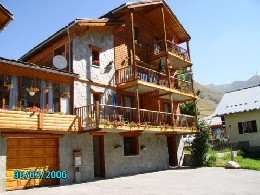 Chalet Molines En Queyras - 2 personnes - location vacances  n°5814
