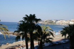 Flat in Almunecar for   4 •   with terrace