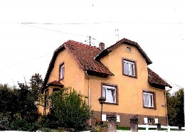 Flat Saverne - 4 people - holiday home  #5925