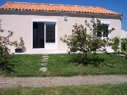House Les Moutiers En Retz - 4 people - holiday home  #6010
