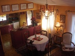 Maison Lourmarin - 6 personnes - location vacances  n°606