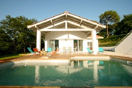 House Arcangues - 8 people - holiday home  #6078