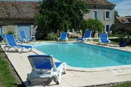 Maison Tocane Saint Apre - 9 personnes - location vacances  n°6111