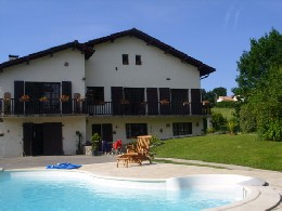 Bed and Breakfast Ustaritz - 12 people - holiday home  #6149