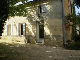 Maison Tizac De Lapouyade - 5 personnes - location vacances  n°6195